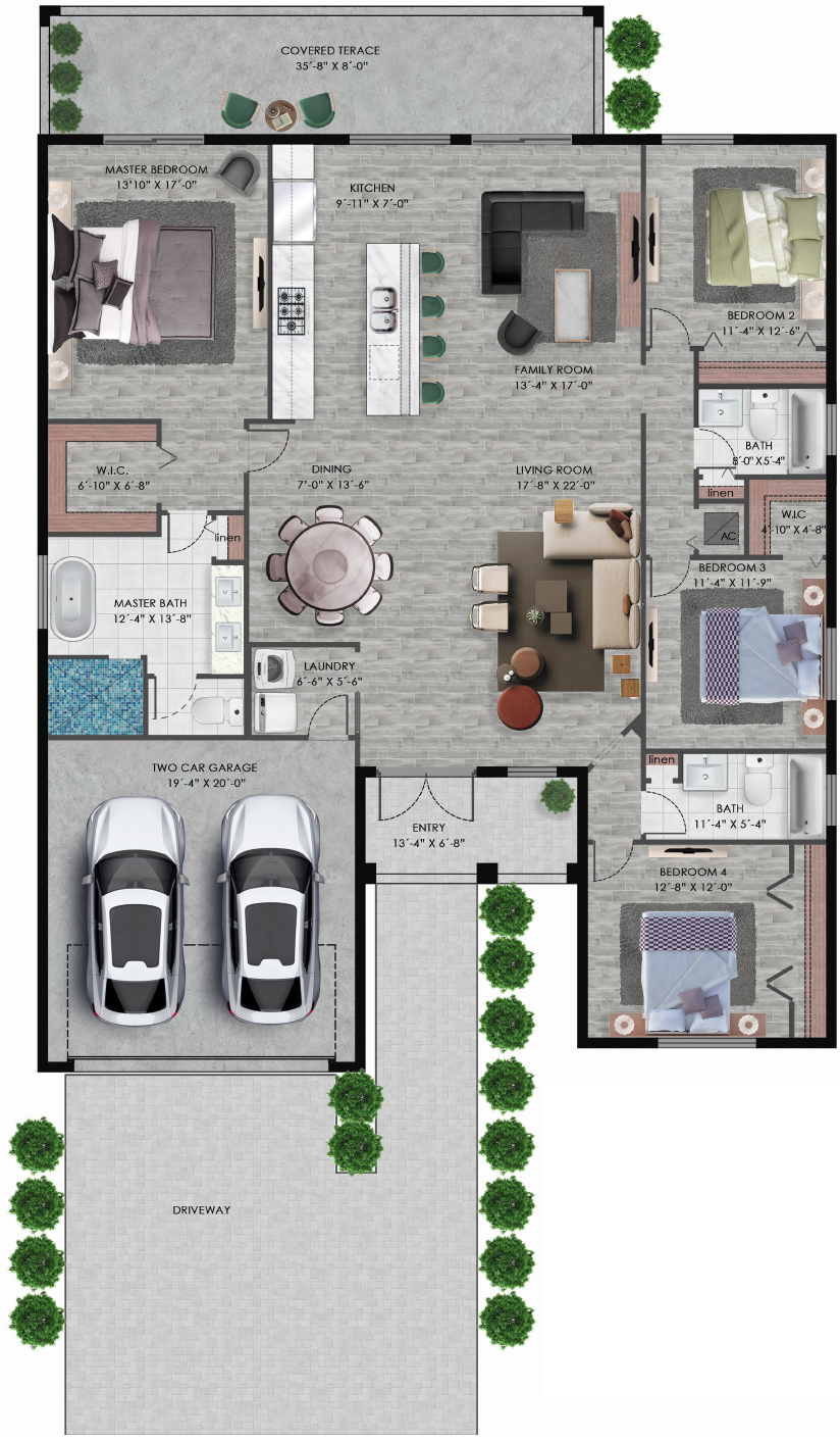 autumns grove floorplan